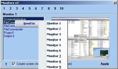 Скриншот Monitors 2.0