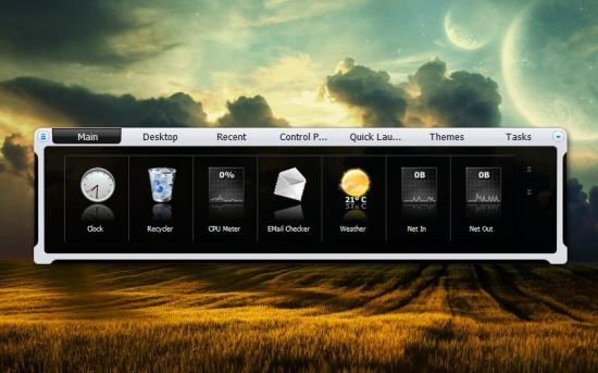 Скриншот Winstep Xtreme 12.2