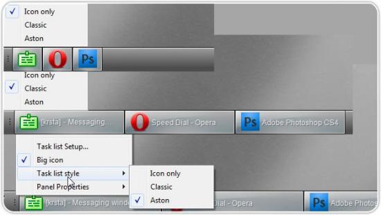 Скриншот Aston 2.0.4.1