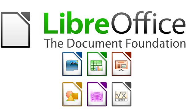 Скриншот LibreOffice 5.3.2
