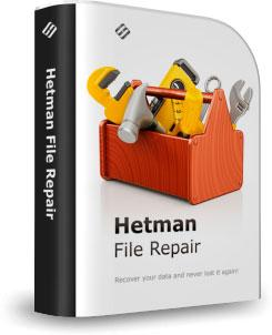 Скриншот Hetman File Repair 1.1