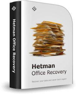 Скриншот Hetman Office Recovery 2.5