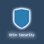 Скриншот Grin Security 10.0