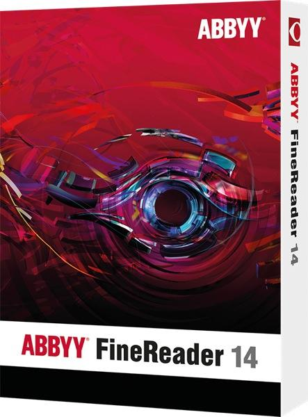 Скриншот ABBYY FineReader 14.0.102.383