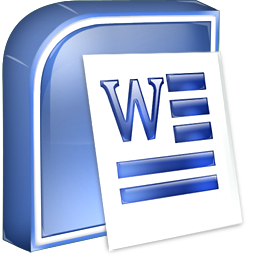 Установки пакет microsoft word