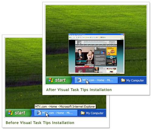 Скриншот Visual Task Tips 3.4