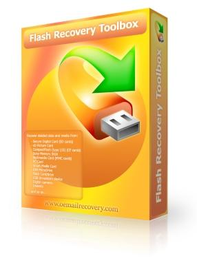 Скриншот Flash Recovery Toolbox 1.1.17