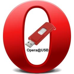Скриншот Opera@USB 9.52 (9.60 EN)