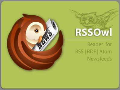 Скриншот RSSOwl 2.0.4