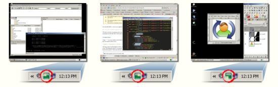 Скриншот VirtuaWin 4.4