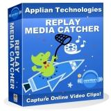 Скриншот Replay Media Catcher 3.02