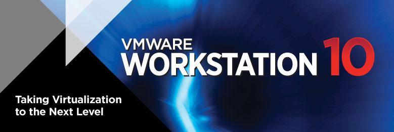 Скриншот VMware Workstation 9.0.2 Build 1031769