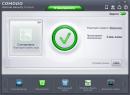 Скриншот 1 программы COMODO Internet Security Premium 5.3.181415.1237