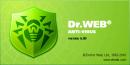 Скриншот 1 программы Dr.Web Antivirus 5.00.1.02190