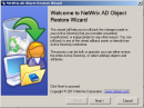 NetWrix Active Directory Object Restore Wizard 6.0