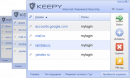 Keepy Internet Password Security 1.0