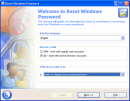 Reset Windows Password 1.0.3