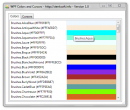 WPF Colors and Cursors 1.0